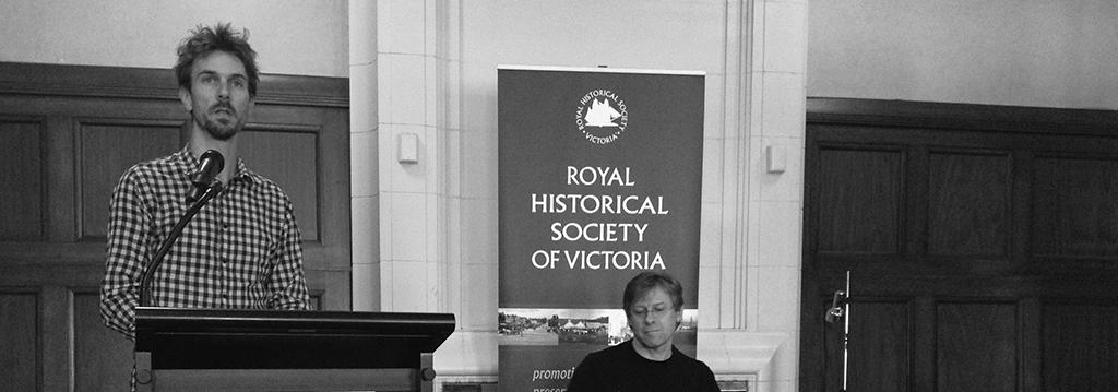Tom Doig, author of The Coal Face
